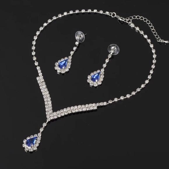 Jewelry - FINAL SALE ❗️ Classic Necklace Earrings Set